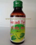 Shriji Herbal, GUNJADI OIL, 100 ml, Hair Fall, Scalp Itching
