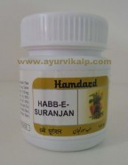Hamdard, HABB-E-SURANJAN, 100 Pills, Joint & Rheumatic Pains
