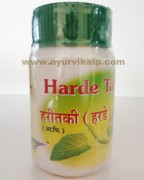 Shriji Herbal HARDE 80 Tablets Useful In Constipation, Anorexia, Headache
