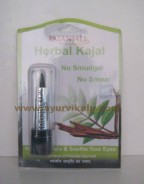 Patanjali, HERBAL KAJAL, 3g, For Indulge, Relax & Soothe Your Eyes