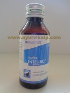 Intellec Syrup | Improve Concentration | Brain Tonic for Memory