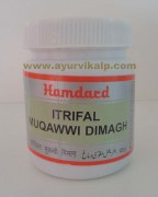 Hamdard, ITRIFAL MUQAWWI DIMAGH, 125g, Brain Tonic, Eyesight