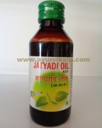 Shriji Herbal, JATYADI OIL, 100 ml, Wounds, Cuts