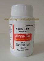 Eden Herbals, JIRYA-GO, 50 Capsules, Control Spermatorhea