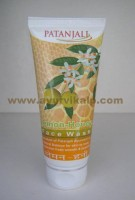 Patanjali, LEMON-HONEY, Face Wash 60g, For Skin Care