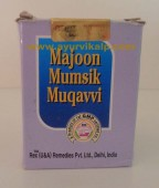 Rex Remedies, MAJOON MUMSIK MUQAVVI, 60g, Sexual Debility