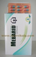 Mebarid Capsules | medicine for diarrhea | dysentery tablet