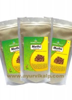 Herbal Hills, METHI Seed Powder,  Digestion, Uterine Health, Blood Sugar Level