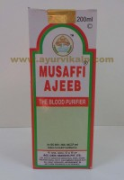 Rex Remedies, MUSAFFI AJEEB, 200ml, The Blood Purifier
