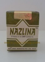 Rex Remedies, NAZLINA, 20 Pills,  Headache, Fever, Throat problems