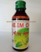 Shriji Herbal, NEEM OIL, 100 ml, Skin Disease