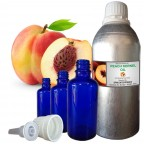 PEACH KERNEL OIL, Prunus Persica,100% Pure & Natural Carrier Oil