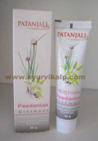 Patanjali, PEEDANTAK OINTMENT, 50g, For Helps to Relive Muscular & Joint Pain