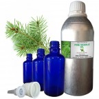 Pine Needle Essential Oil, 100% Pure & Natural - 10 ML To 100 ML Therapeutic & Undiluted