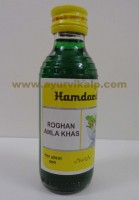 Hamdard, ROGHAN AMLA KHAS, 100ml, Strengths Hair Roots, Hair Loss
