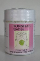 Safe Life, TONSITAB, 50 Tab, Upper Respiratory Tract Infection