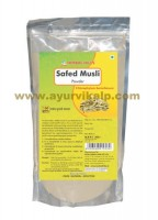 Herbal Hills, SAFED MUSLI Powder, Reproductive System, Vitalizer