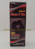 Eden Herbals, SHAHI X TILA, 20ml, For Men