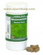 Herbal Hills, Shatavarihills Capsules, Women Tonic
