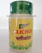 Shriji  Herbal, SLICHOL 30 Capsules, High Cholesterol