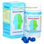 Herbal Hills, Smrutihills, Soft Capsules, Memory Support