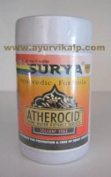 Surya, ATHEROCID TABLET, 50 Tablet, For Prevention & Heart Diseases