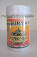 Surya, NEPHROMED SOLVENT FREE TABLETS, 50 Tablets For, Urinary, Kidney Disorders