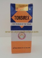 Rex Remedies, TONSIREX, 50ml, Throat Problems