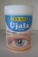 Vyas, UJALA TABLET, 100 Tablet, For Eye Diseases