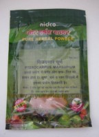 Nidco Herbal, VIJAYSAR Churna, Pterocarpus Marsupium, 50 gm, Pure Herbal Powder
