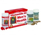 Herbal Hills, Vitomanhills Kit, Men's Health
