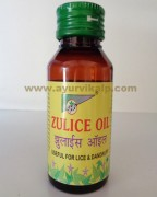 shriji herbal zulice oil | head lice treatment | lice removal
