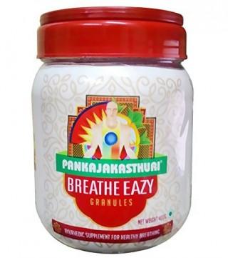 Pankajakasthuri BREATHE EAZY Granules, 400g, Supplement for Healthy Breathing