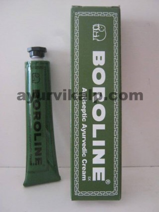 BOROLINE Cream, 20gm, Antiseptic Ayurvedic Cream