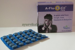 Dhootapapeshwar A-FLU-O-CIL Forte 10 Tablets