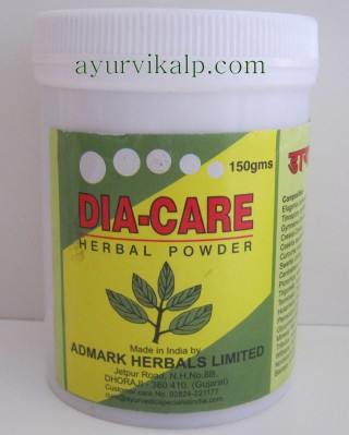 DIA CARE Herbal Powder, 150gm, herbal medicine for diabetes