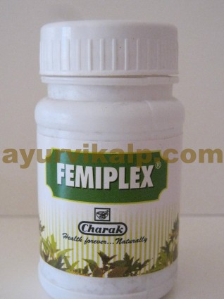 Charak FEMIPLEX, 75 Tablets, Protozoal Infection