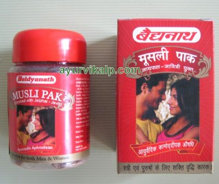 Baidyanath Musli Pak Tonic for  Men & Women 100 G
