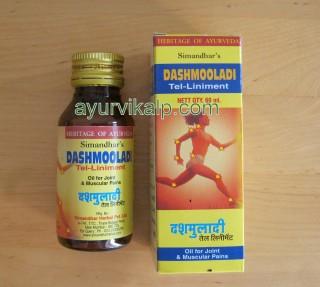 Simandhar Dashmooladi Tel Liniment Massage oil - Joint pains