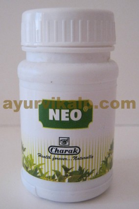 Charak NEO, 75 Tablets, for Premature Ejaculation & Bed Wetting in Children