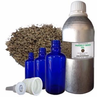 PARSLEY SEED OIL, Petroselinum Sativum, 100% Pure & Natural Essential Oil