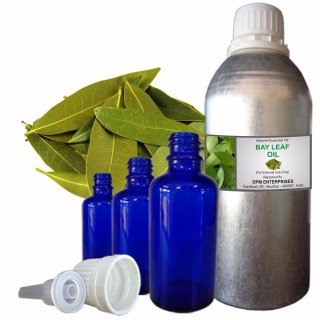 BAY LEAF OIL, Pimento Racemosa, 100% Pure & Natural Essential Oil