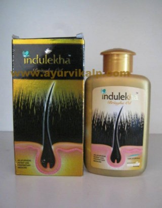 Indulekha, BRINGHA OIL, 100ml, For Hair Problems