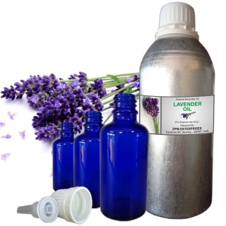 LAVENDER Essential Oil, 100% Pure & Natural - 10 ML To 100 ML Therapeutic & Undiluted