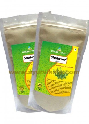 Herbal Hills, SHATAVARI Powder, Women's Health, Menopausal