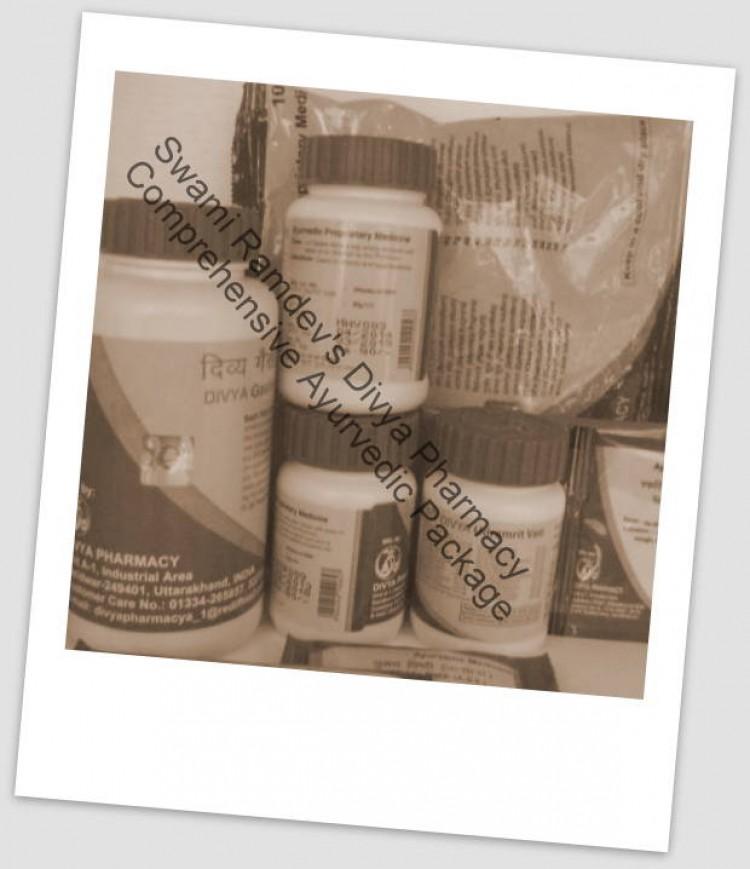 Divya Pharmacy, Ayurvedic Package for Leucoderma/Vitiligo