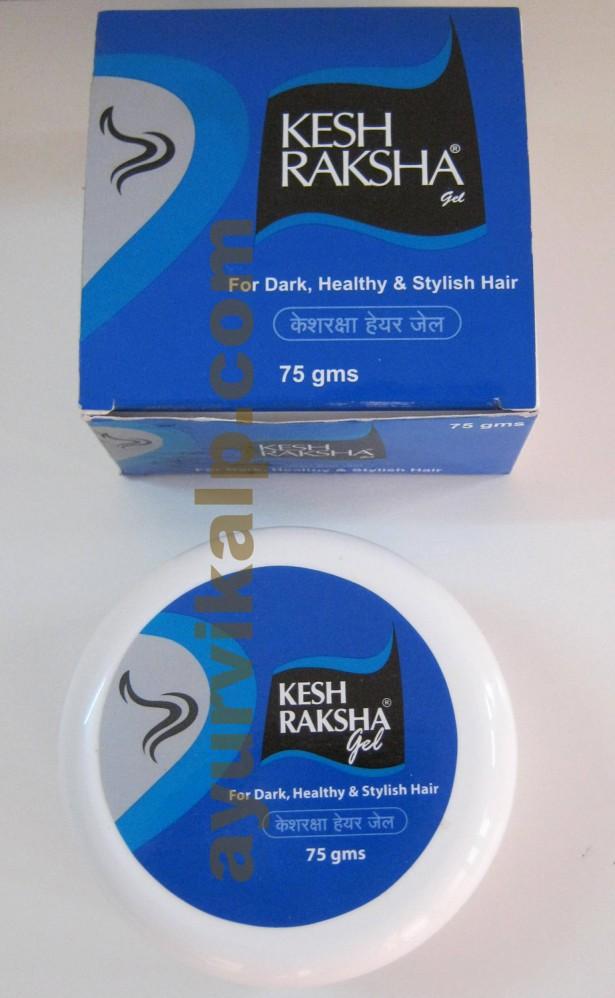 Dr Jrk Siddha Kesh Raksha 75gm Herbal Gel Prevents Hair