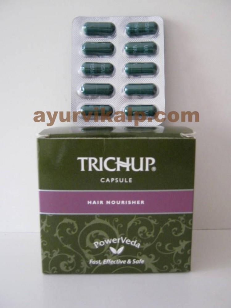 Vasu TRICHUP Capsule For Hair Growth