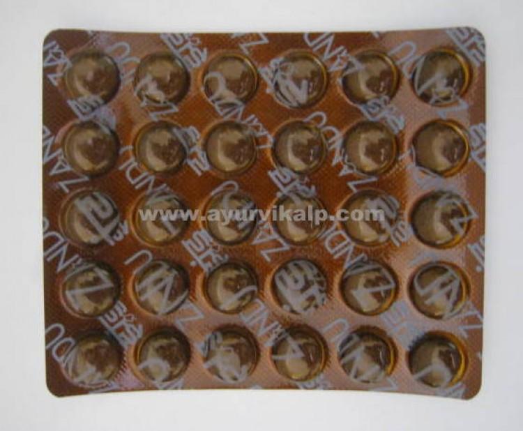 Zandu, TRIPHALA GUGGUL, 30 Tablets, For Piles & Fistula