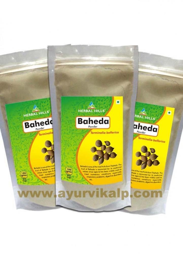 Herbal Hills, BAHEDA Powder, Digestion, Respiratory system